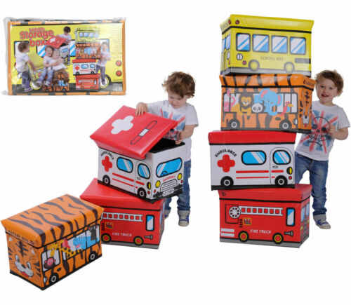 Spielzeugkiste Aufbewahrungskiste Spielzeug Kiste Spielzeugbox Spielzeugtruhe