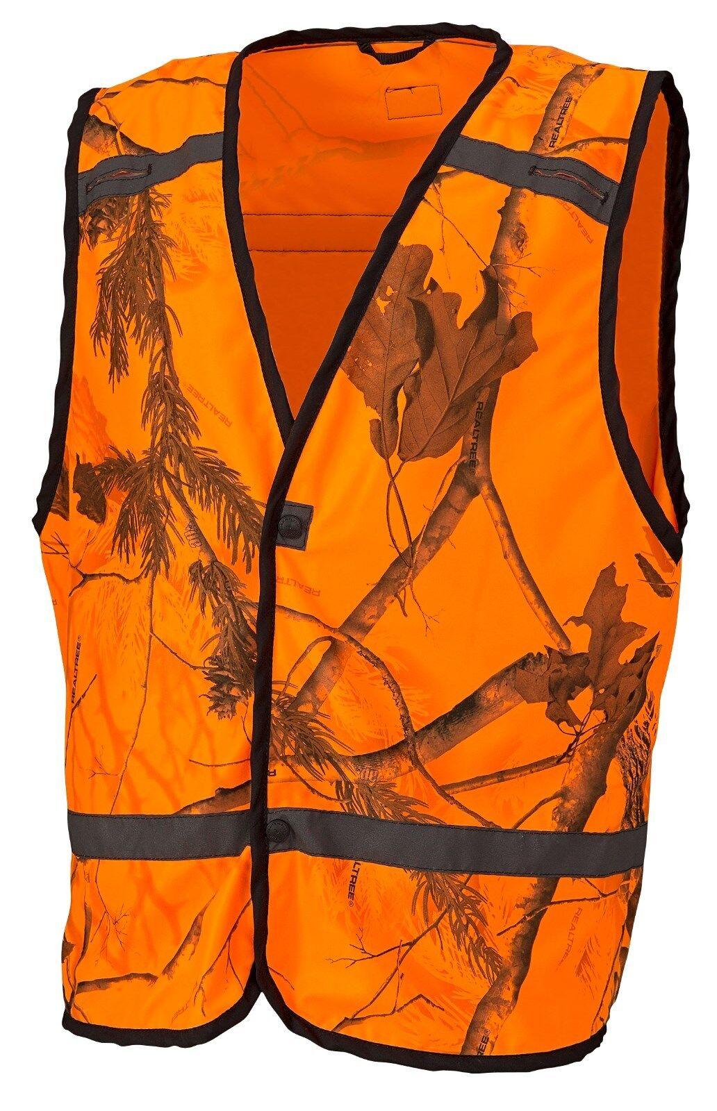 SwedTeam Hunting Vest Blaze - Realtree APB - 60-088
