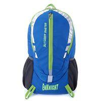Enknight 28l Waterproof Nylon Foldable Book Bag Travel Backpack Hiking Daypack