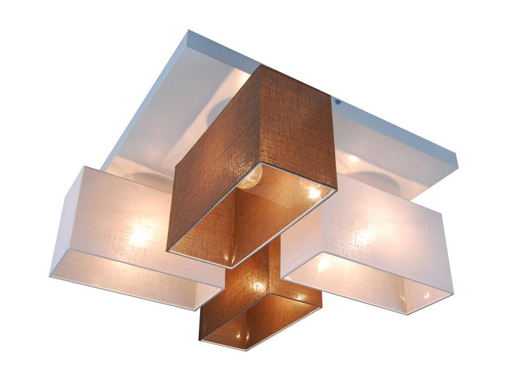 Deckenlampe Deckenleuchte JLS45WEBRD Leuchte Lampe Wohnzimmer Küche Beleuchtung