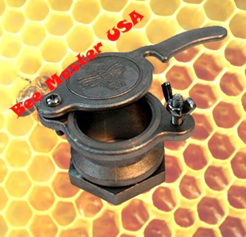 Matel. Bee Honey Extracting Valve Pro/'s Choice Best Honey Gate
