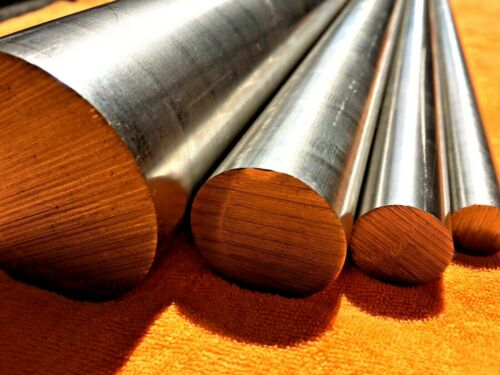 """100mm to 1000mm Long NEW Stainless Steel 303 Round Solid Rod 1//4/"""" to 2/"""" Dia"""