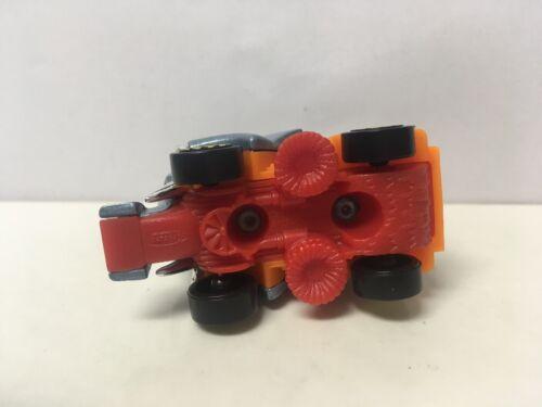 2004 Matchbox Mattel Hero City Blue Orange Red Jumbo Sweeper Elephant Very Rare