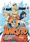 Naruto, V05 by Kishimoto Masashi, Masashi Kishimoto (Hardback, 2004)