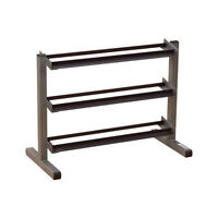 Body-solid 40 Inches Wide 3 Tier Dumbbell Rack