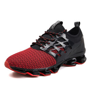 Mens-Blade-Sports-Athletic-Sneaker-Big-Size-Casual-Springblade-Shoes-Running