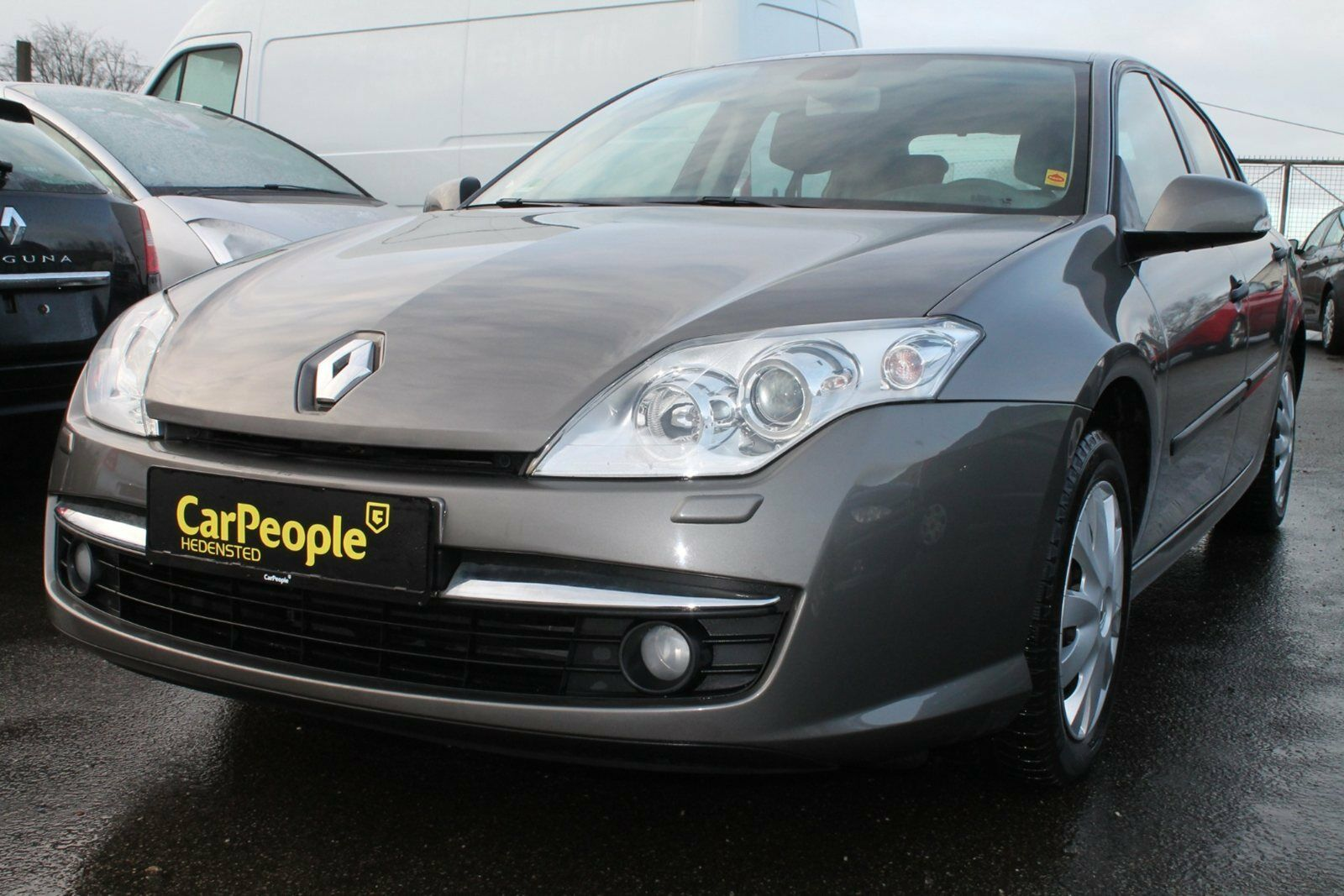 Renault Laguna III 1,6 Authentique 5d - 69.800 kr.