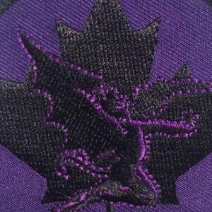 BLACK-SABBATH-Canadian-Maple-Leaf-Patch
