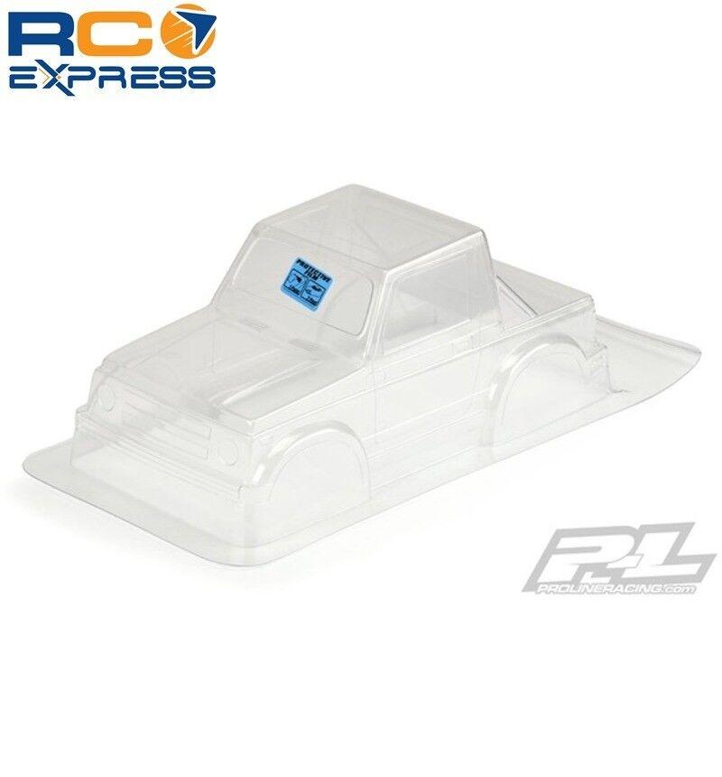 Pro-Line Sumo Clear Body Barrage 10 inch Wheelbase PRO3501-00
