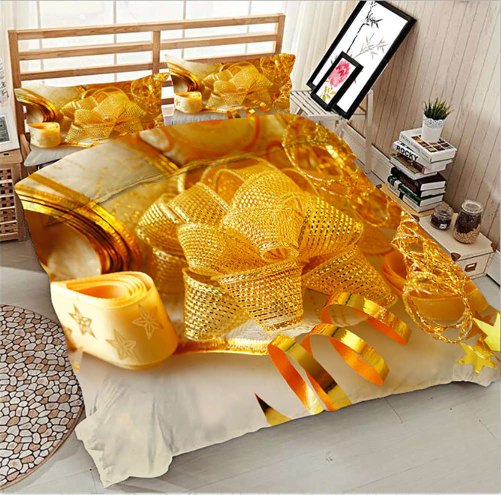 Alectoria Filament 3D Printing Duvet Quilt Doona Covers Pillow Case Bedding Sets