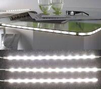 Led Licht Leiste 90cm Unterbau Leuchte Band Regal Schrank Beleuchtung U15-1, A, A