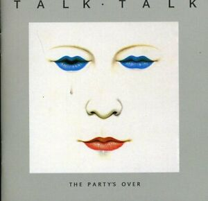 Talk-Talk-The-Partys-Over-CD