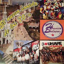 El nuevo sonido de los 70's salsa 180g