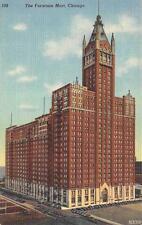 CHICAGO, IL  Illinois  THE FURNITURE MART  Roadside 1949 Curteich Linen Postcard