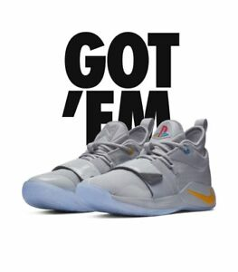 2d0212acee00 Nike PG Paul George 2.5 Playstation Grey BQ8388-001 DS Size US 11.5 ...