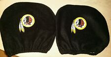 Washington Redskins  embroidered headrest covers