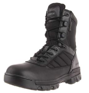 Bates E02280 8  botas Tácticas SPORT Resistente al Agua, Negro, M