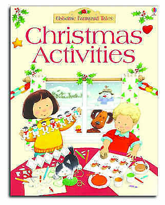 1 of 1 - Milbourne, Anna, Christmas Activities (Farmyard Tales), Very Good Book