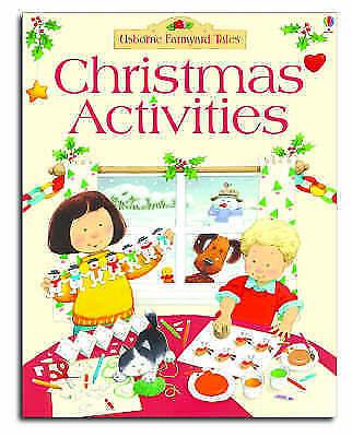 Christmas Activities (Farmyard Tales), Milbourne, Anna, Good Book