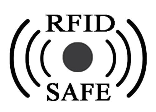 AMARI kleine Geldbörse mit RFID-Schutz 8 Kartenfächer Portemonnaie Geldbeutel