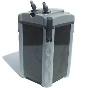 Jebao 503 aquarium fish tank external filter pump 750l h for Petco fish filters