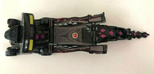 VENOSA Transformable Robot Car Toy TV Figure TURNING MECARD 2card Free Ship