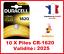 Lot-de-1-a-10-Pile-CR-1620-DL-1620-DURACELL-bouton-Lithium-3V-DLC-2025