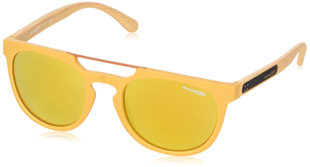 c21ea0b5ede Authentic ARNETTE WOODWARD 4237 - 2457NO Sunglasses Matte Mustard  NEW  52mm