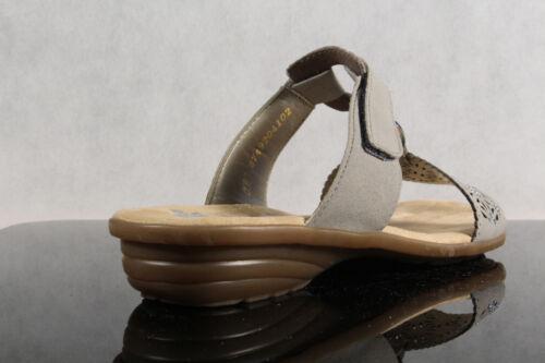 Grey Novit Rieker V3411 Mules Pantofole wIEqU