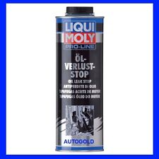 Liqui MOLY 1 LITRO Pro-Line Additivo Professionale Ferma Perdite Olio Motore