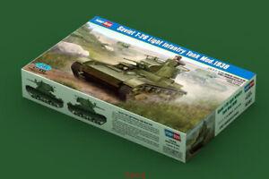 Hobbyboss-1-35-82497-Soviet-T-26-Light-Infantry-Tank-Mod-1938-Assembly-Kit-Hot