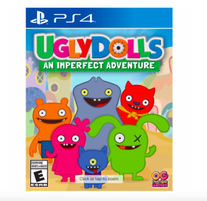 UglyDolls: An Imperfect Adventure - PlayStation 4 Video Game PS4 1-2 Players