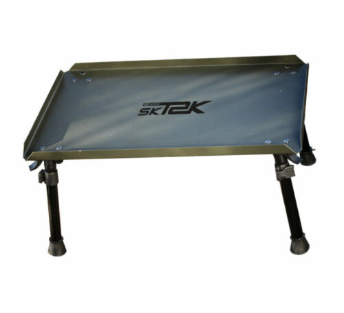 SONIK BIVVY TABLE SK-TEK FISHING BIVVY TABLE WITH ADJUSTABLE LEGS