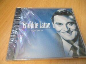 Frankie Laine Nigh Noon   Music CD Album (NEW)