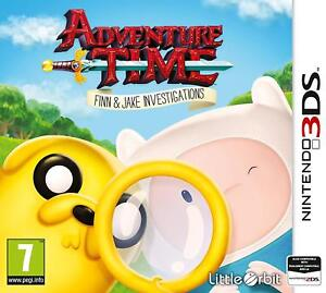 Adventure-Time-Finn-and-Jake-Investigations-for-Nintendo-3DS-Mystery-action-3DS