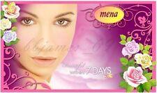 2 Mena Facial Vitamin E Moisturizing Dark Spots Blemishes Skin Whitening Cream