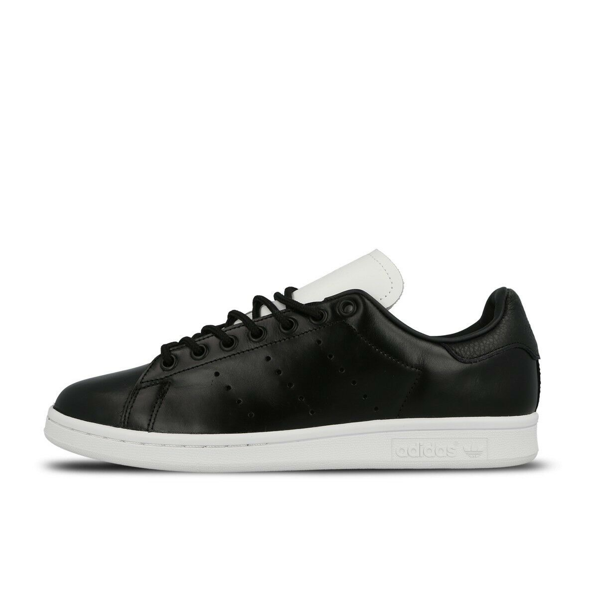 Adidas Originals Stan Smith Tumbled Tuxedo Mens Casual Leather YE shoes S8001 QS