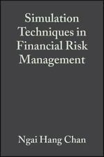 Statistics in Practice: Simulation Techniques in Financial Risk Management 8...