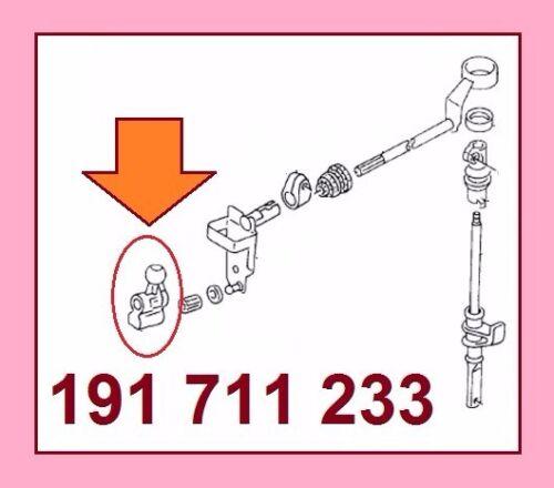 SEAT CORDOBA Schaltfinger Schaltstange SCHALTGESTÄNGE 6K1, 6K2