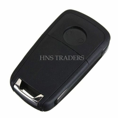 2 Button Flip Key Case Fob for Vauxhall Opel Astra Insignia LOGO A54