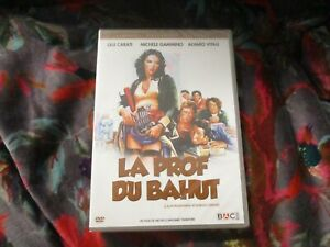 DVD-NEUF-034-LA-PROF-DU-BAHUT-034-Lili-CARATI-Michele-GAMMINO-erotique