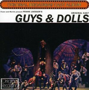 Broadway Cast - Guys & Dolls / O.C.R. [New CD]