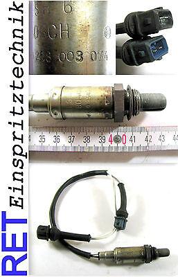 Lamdasonde Lambdasonde oxygen sensor sonde de lambda Peugeot 205 II 1,0-1,9 neu