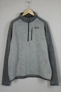 Patagonia-STY25522-Men-039-s-X-Large-Demi-Zip-Polaire-En-Polyester-Pull-19698-JS