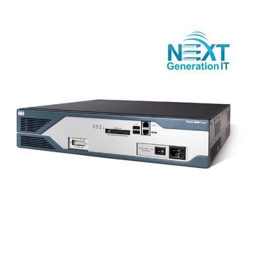 CISCO2851-HSEC//K9 Cisco 2851 Bundle Router w// AIM-VPN//SSL-2 1GB Ram
