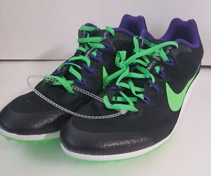 NIKE ZOOM RIVAL D Size 13 Men's Distance Running Shoes Style 806556-035