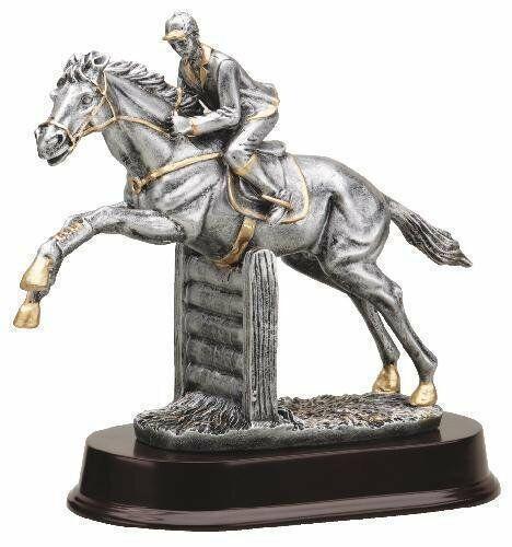 Steeplechase Resina trofeos (Salto del Caballo)