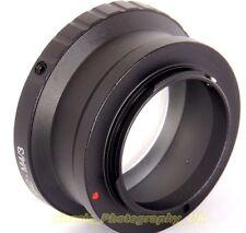 M42 to OLYMPUS Panasonic Lumix SONY Micro 4/3 Adapter ZEISS Lenses on Micro 4/3