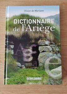 Diccionario De Ariège - Ver Southwest
