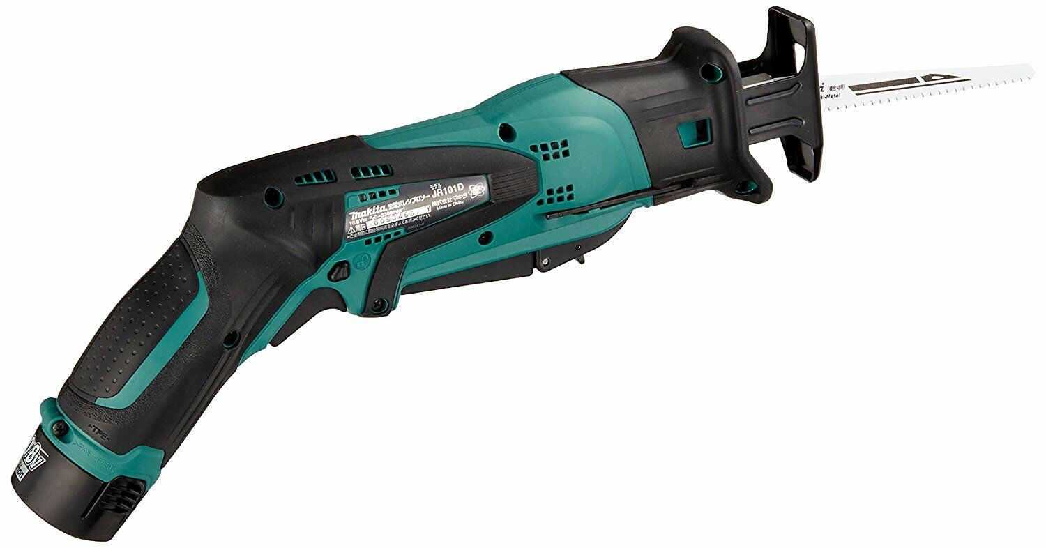 MAKITA 10.8V 1.3AH BODY EQUIPPED WITH A BATTERY MODEL JR101DW BRAND NEW F/S